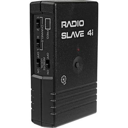 Quantum 4i Radio Slave Set (Receiver + Sender) (505SI) Frequency B