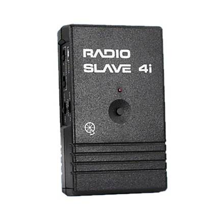 Quantum 4i Radio Slave Sender Only (505SI) Frequency D