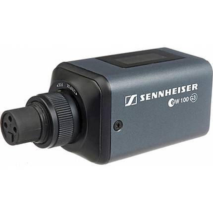 Sennheiser SKP 100 G3 Plug-on Transmitter for Dynamic Microphone (Gray)