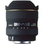 Sigma DC HSM 8-16mm f/4.5-5.6 Wide Zoom Lens for Canon Mount - Black