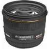 Sigma EX DG HSM 50mm f/1.4 Prime Lens for Canon Mount - Black