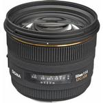 Sigma EX DG HSM 50mm f/1.4 Standard Lens for Sigma - Black