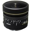 Sigma EX DG Circular 8mm f/3.5 Fisheye Lens for Canon Mount - Black
