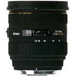 Sigma IF EX DG HSM 24-70mm f/2.8 Standard Zoom Lens - Black
