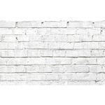 Savage 53X18 Printed Background - White Brick