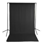 Savage Economy Background Support Stand with Black Backdrop