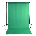 Savage Economy Background Support Stand with Chroma Green Backdrop