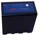 S-8972 SWIT Replacement Battery For Sony NP-F970/770 with DC OUTPUT
