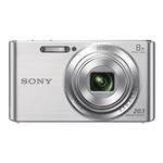 Sony DSC-W830 Digital Camera - Silver