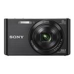 Sony Cyber-Shot DSC-W830 20.1 Megapixel Digital Camera - Black
