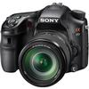 Sony a77 24.3 MP CMOS Digital Camera with 18-135 Lens-Black