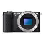Sony Alpha a5000 20.1MP Camera with E PZ 16-50mm OSS Zoom Lens-Black