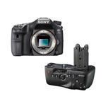 Sony a77 II 24.3 MP CMOS Digital Camera with Battery Grip-Black