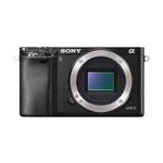 Sony Alpha a6000 24MP Mirrorless Camera with 16-70mm Lenses-Black