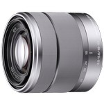Sony E 18-55mm F3.5-5.6 OSS E-mount Zoom Lens for Sony NEX-3NL - Silver