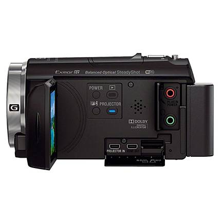 Sony HDR-PJ540 Full HD 60p/24p Camcorder w/Balanced Optical SteadyShot-Black