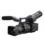 Sony NEX-FS700R 4K Super 35mm CMOS Sensor Camcorder with 18-200mm Lens-Black