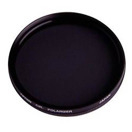 Tiffen 62mm Circular Polarizing Glass Filter
