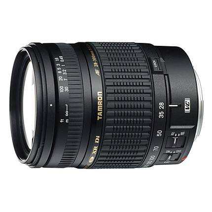 Tamron 28-300mm F3.5-6.3 AF XR Di VC LD Asperical(IF) Macro Lens F/Canon EOS