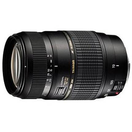 Tamron AF Di LD Macro 70-300mm f/4-5.6 Telephoto Lens for Pentax - Black