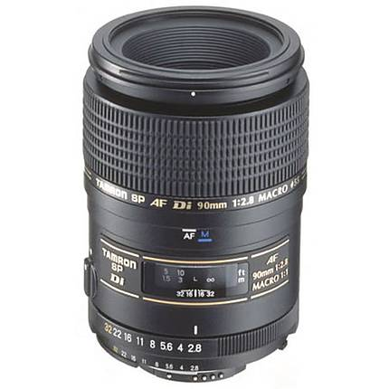 Tamron SP AF 90mm f/2.8 Di Macro Lens for Sony - Black