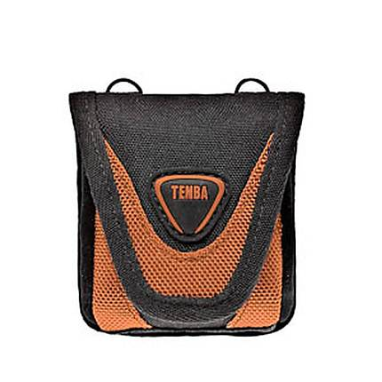 Tenba Mixx Pouch Small (Black  and  Orange)