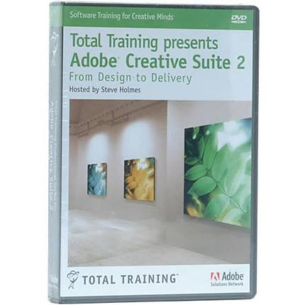 Total Training Adobe Creative Suite 2: from Design to Delivery