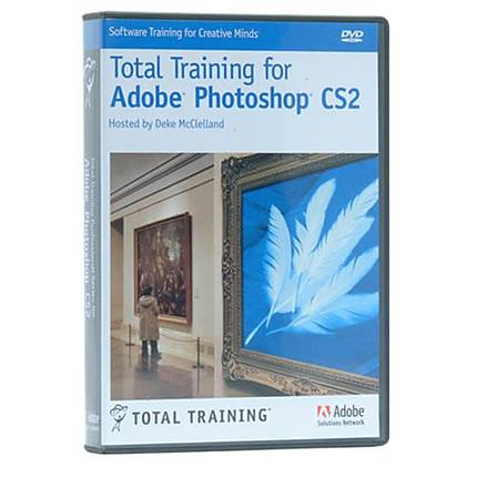 Total Training for Adobe Photoshop CS2