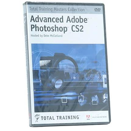 Total Training Masters Collection Advanced Adobe Photoshop CS2