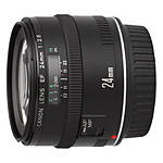 Used Canon 24mm f/2.8 EF Lens [L] - Excellent