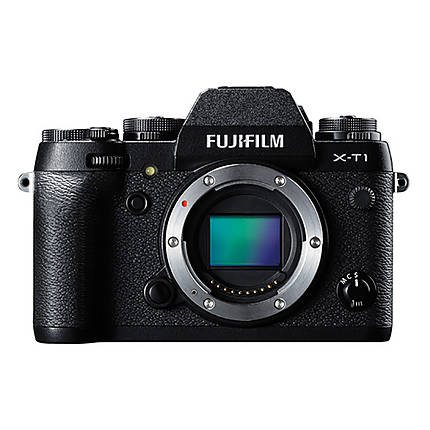 Used Fuji X-T1 Mirrorless Body Only (Black) [M] - Excellent