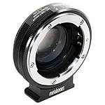 Nikon G to Micro Four Thirds Speed Booster XL 0.64x [L] - Excellent