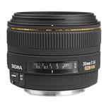Sigma 30MM F/1.4 EX DC HSM for Canon [L] - Excellent
