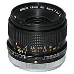 Used Canon FD 35mm f/3.5 Lens [L] - Good