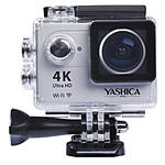 *Opened Box* Yashica YAC-400 Action Camera with Wi-Fi - Silver