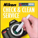 Nikon Check and Clean Service