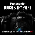 *FREE RSVP* Panasonic Lumix GH5 Touch and Try Event