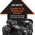 *FREE RSVP* Sony Trade-in and Trade-up Event