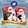 Holiday Pet Portraits with Santa Fundraiser for Mt. Pleasant Animal Shelter with Andrew Darlow
