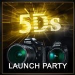 Canon EOS 5Ds and 5Dsr Launch Party