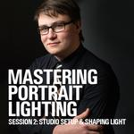 Mastering Portrait Lighting: Studio Setup and Shaping Light (Session 2)