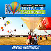 Festival of Ballooning Workshop with Behind the Scenes Press Pass