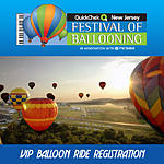 VIP Festival of Ballooning Workshop with Balloon Ride and Press Pass