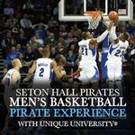 Capture the Seton Hall Pirates Mens Basketball (Pirate Experience)