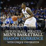 Capture the Seton Hall Pirates Mens Basketball (Shadow Experience)