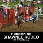 Photograph The Shawnee Rodeo with Michael Downey
