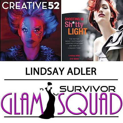 Survivor Glam Squad Presents:  Lindsay Adler Double Seminars