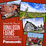 Spend the Day at Donaldson Farms with Lumix Luminary Rick Gerrity