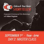 Unleash Your Inner Storyteller with Adam Forgione (Day 2)