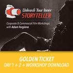 Unleash Your Inner Storyteller with Adam Forgione (Day 1 + 2)